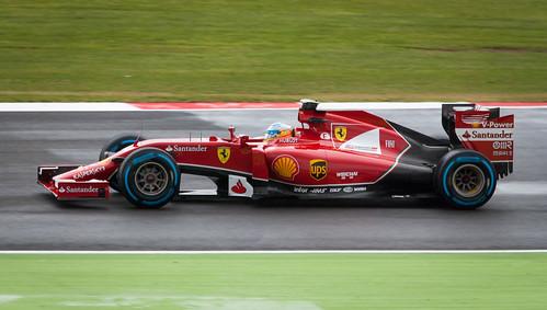 F1 - Ferrari - Fernando Alonso