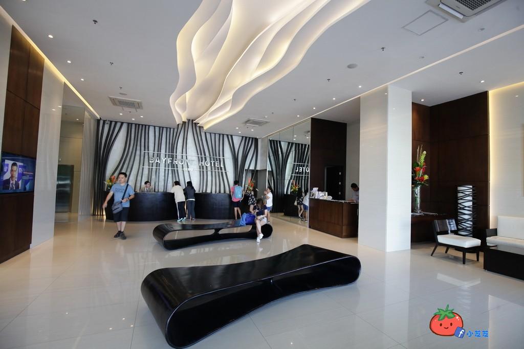 宿霧住宿推薦 Bayfront Hotel Cebu