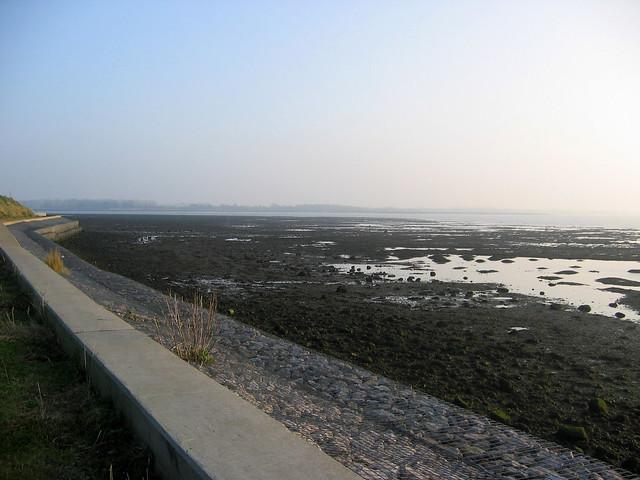 Langstone harbour at Havant
