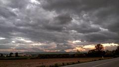 #jesi #igersitalia #skyline #sunset #cloudy #paesaggioitaliano #mashAllah #landscape #ig_worldclub #ig_sharepoint #ig_europe #samsung #instagram #instamoment