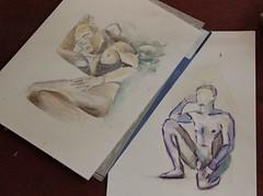 Life Draw Sundays- The pen Draw Amsterdam