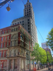 Columbian Mutual Tower- Memphis TN