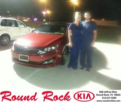 #HappyBirthday to Cole from Rudy Armendariz at Round Rock Kia!