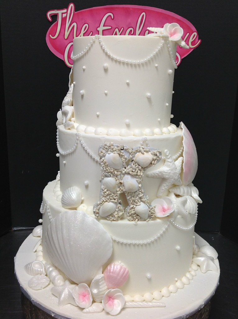 Quince/Sweet 16 Cakes - Exclusive Cake Shop