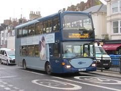 YN53 RYV (Route 272) at York Place, Brighton