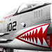 Small photo of Vought F-8 Crusader