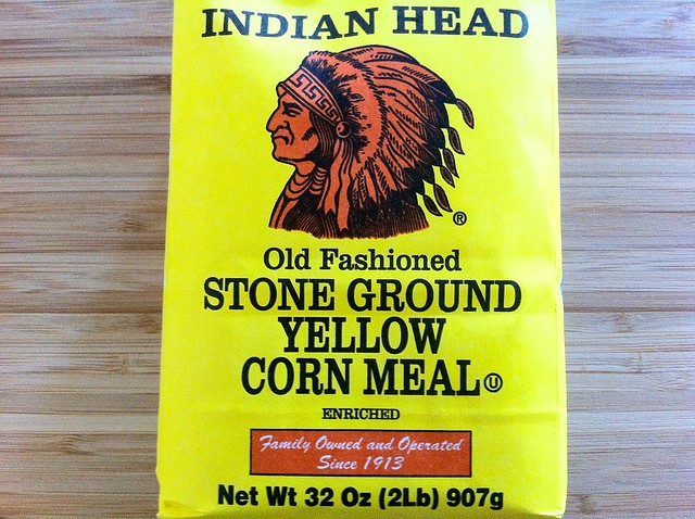 Stone Ground Yellow Cornmeal