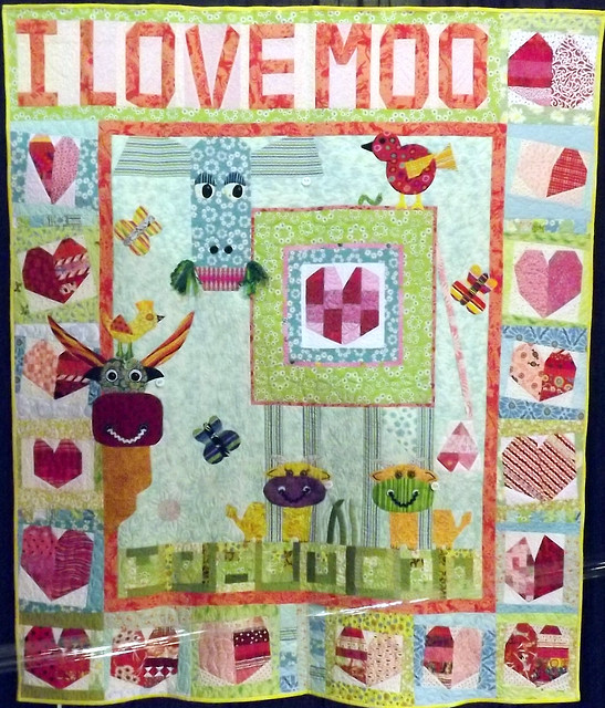 IQF Chicago 2013 - I Love MOO by Mari Linfesty