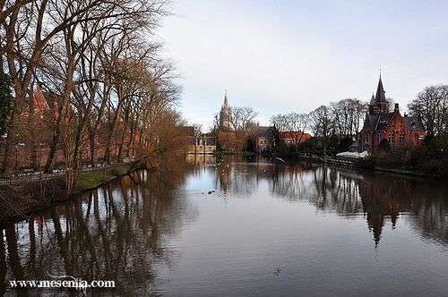 Canal a Brugges