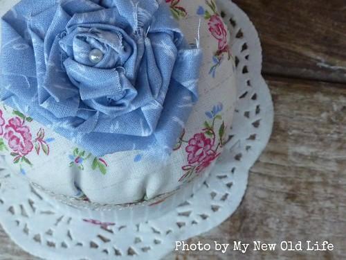 Puntaspilli cup cake tutorial