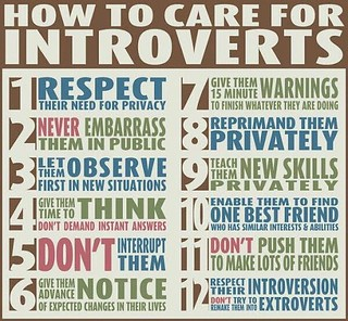 Introverts and Social Media