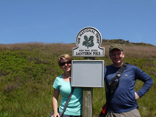 Lantern Pike for a DNF