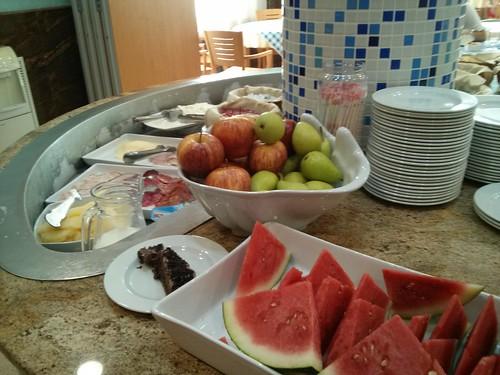 Puerto de Sagunto | Hotel Vent de Mar | Fruta