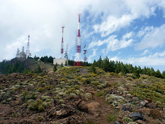 Gran Canaria - Pozo de las Nieves in the Spring