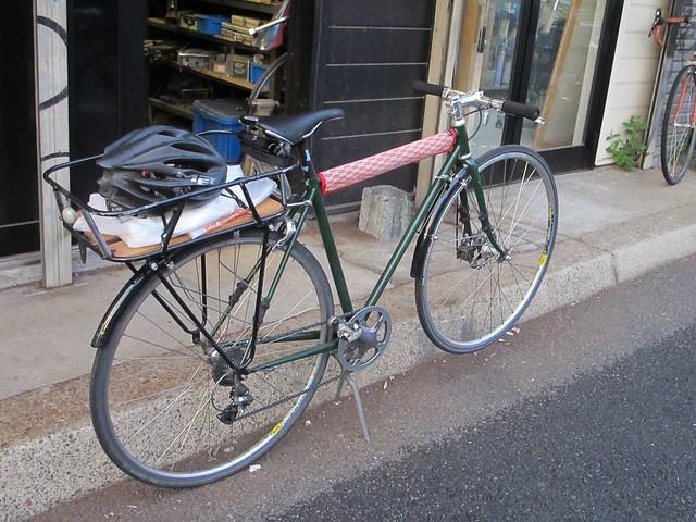SUB's messenger bike