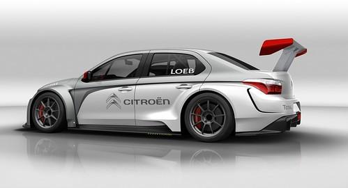 Citroën Racing C-Elysée WTCC 2014