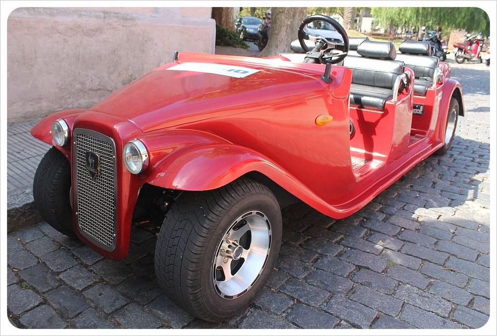 uruguay classic car