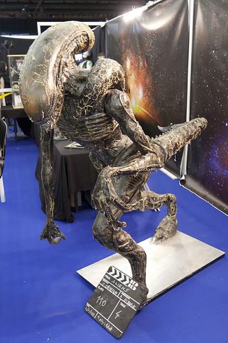 Aliens à la Japan Expo 2013