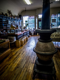 Sugar Tree General Store Interior