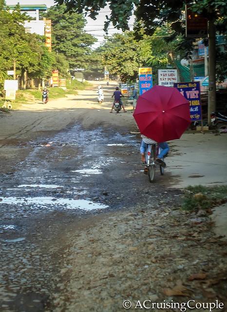 Vietnamese Biker Vu Ban