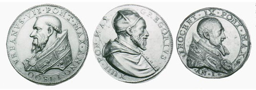 Coins of the Popes