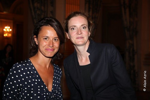 Delphine Bürkli et Nathalie Kosciusko Morizet