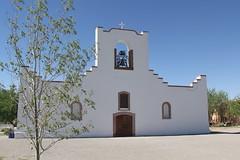 Socorro Mission, El Paso, Texas