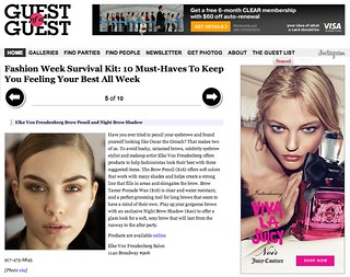 Fashion Week Survival Kit  10 Must Haves To Keep You Feeling Your Best All Week