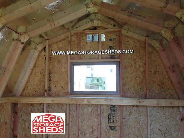 brokie 8x8 wood shed texas
