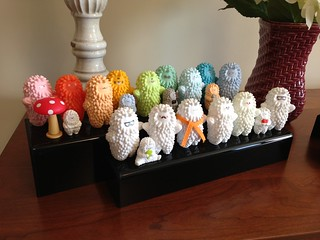 Baby Treeson family display ..... updated version!!!
