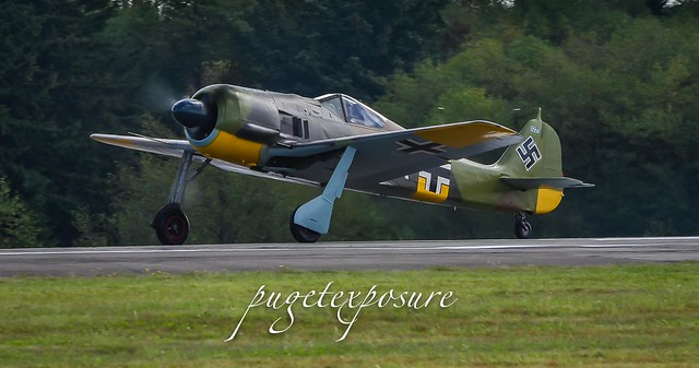 Flying Heritage Collection's Focke-Wulf 190A-5