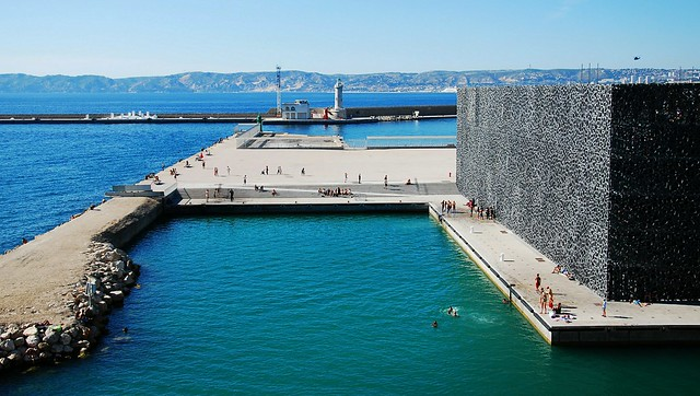 The MuCEM, Marseille