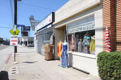 Centre-Piece Shop, Lincoln Blvd in Venice