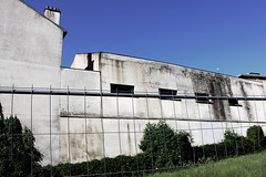 Urban Exploration at Bagnolet, France