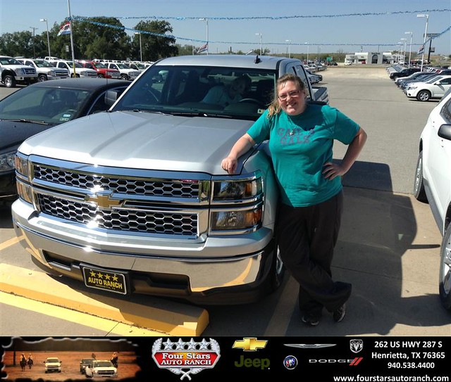 thank you to krista vieth on your new 2014 chevrolet silverado 1500 from dewayne aylor and. Black Bedroom Furniture Sets. Home Design Ideas