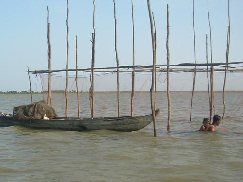 Siem Reap-Battambang - bateau (11)