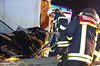 Schwerer Verkehrsunfall A3 Niedernhausen 24.10.13