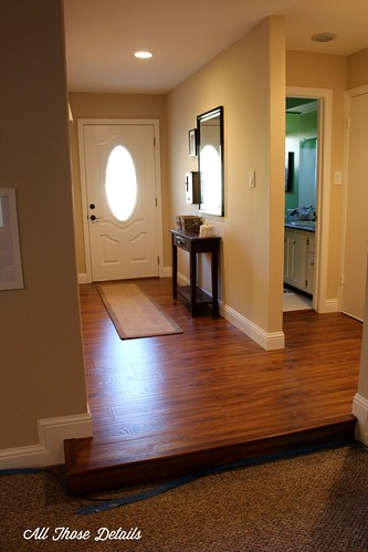 Entry from Family Room