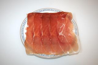 05 - Zutat Serrano-Schinken / Ingredient Serrano ham