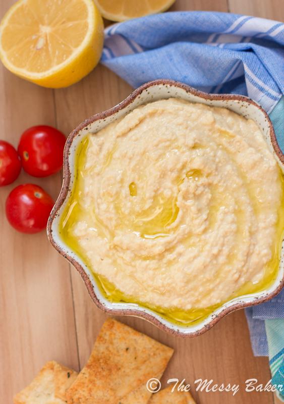 Classic Hummus | www.themessybakerblog.com-8830