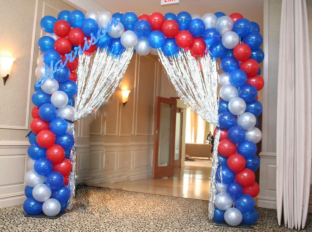 Arches - Door Frame   Balloonacy!