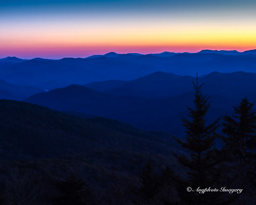 sunset mountains nature us unitedstates outdoor scenic northcarolina canton blueridgeparkway augphotoimagery