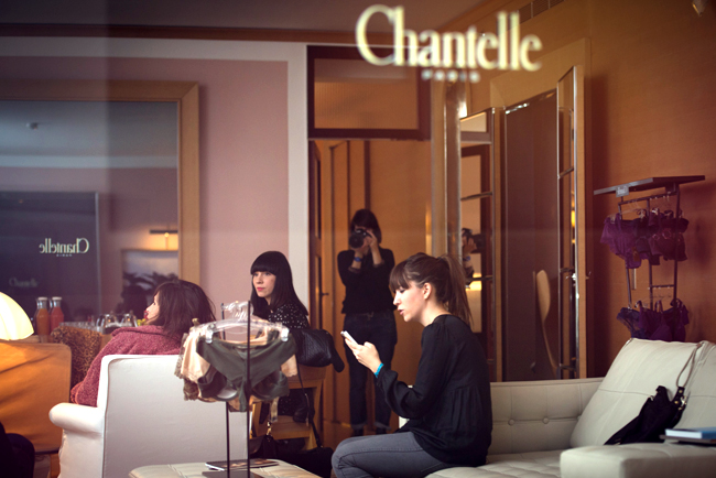 Chantelle Blogger Event Paris #chantelledayinparis 10