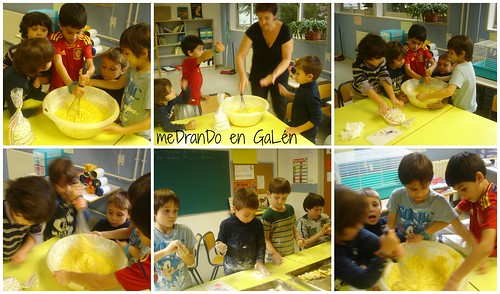 PRIMARY 1 COOKING