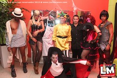 Halloween en Mega Coffe Break