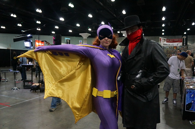 Comikaze Expo 2013 // Sunday