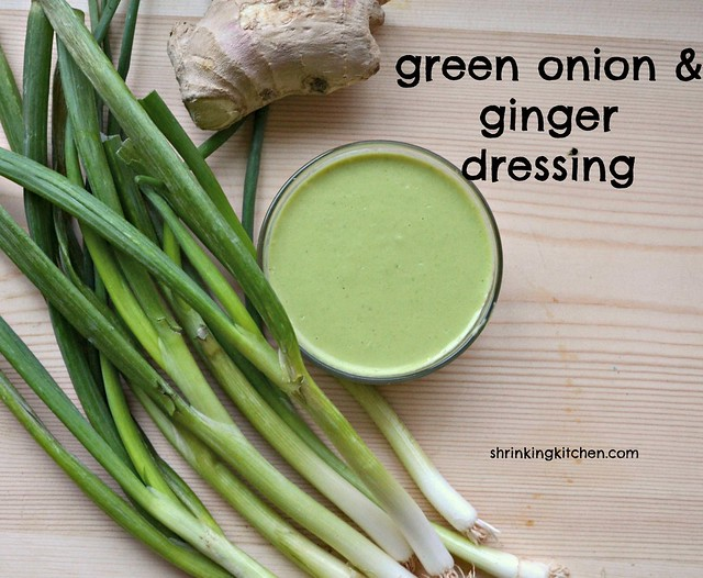 green onion dressing