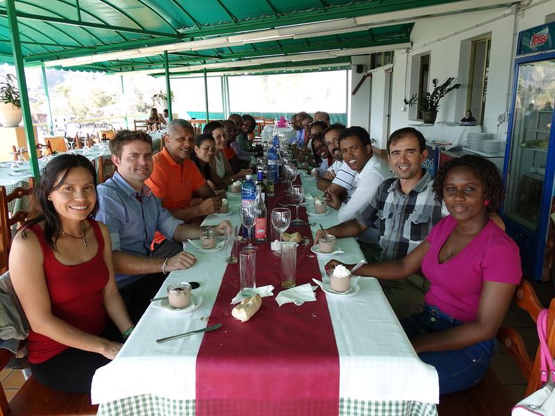 Jornadas de Intercambio de Experiencias Canarias-Cabo Verde, octubre 2013