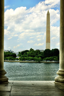 Washington Monument - Camera +