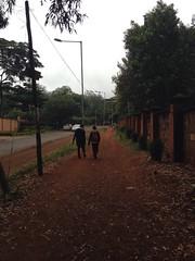 Morning in Nairobi